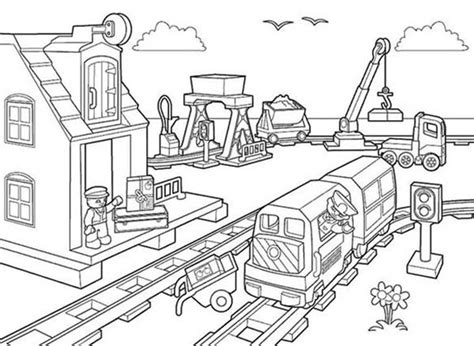 lego duplo kingdom  kids coloring pages batch coloring