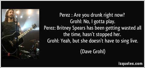 dave grohl quotes quotesgram