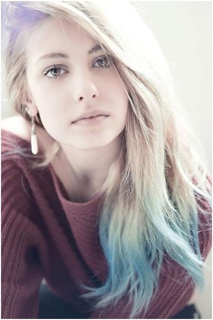 Girls Long Straight Hair Cuts Trends Ombre Hairstyles