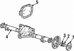 Mercury Grand Marquis Drive Axle Shaft Bearing