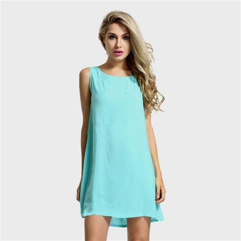 mini dress low v neck v neck pink polos tanpa lengan import murah light blue casual summer dresses naf dresses