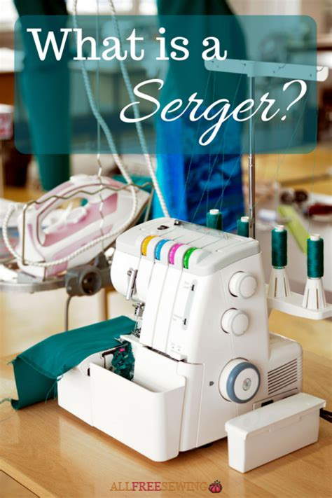 serger machine vs sewing overlock which right