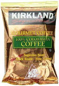   organic burundi gourmet dark roast coffee beans, fresh roasted daily, 1 lb bag. Kirkland Signature 100% Colombian Coffee, Supremo Bean Dark Roast 42/1.75 oz 96619254842   eBay