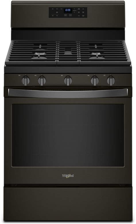 Whirlpool WFG525S0HV 30 Inch Freestanding Gas Range with