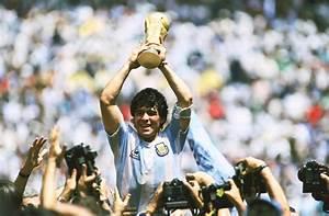Diego Maradona at World Cup 1986: the archangel
