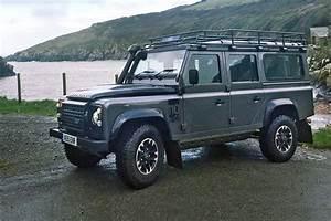 Land Defender : land rover defender review autos post ~ Gottalentnigeria.com Avis de Voitures
