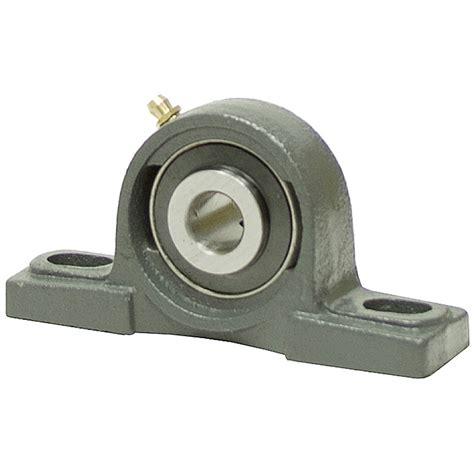 pillow block bearing 5 8 quot pillow block bearing a l bearings and components