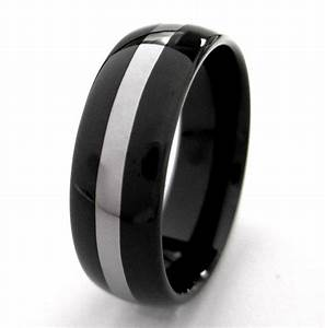 amazing mens wedding bands with black onyx matvukcom With black onyx mens wedding ring