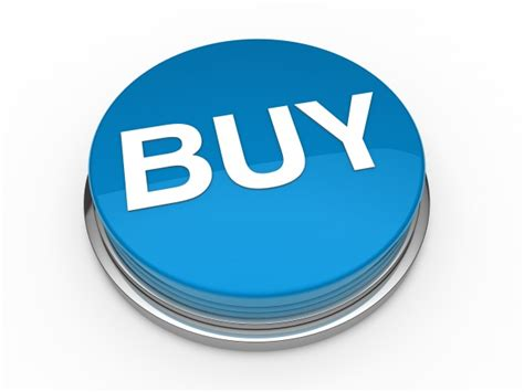 """Blue Button That Says """"buy"""" Photo  Free Download"""