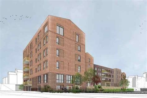 pochins selected  build  chester care village