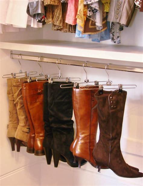 boot rack ideas contemporary closet brown eyed bell