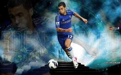Hazard Eden Chelsea Wallpapers Gambar Football Fc