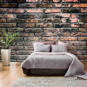 Wand Mit Steinoptik : tapete steinoptik steintapete wie optisch wie eine echte ~ Watch28wear.com Haus und Dekorationen