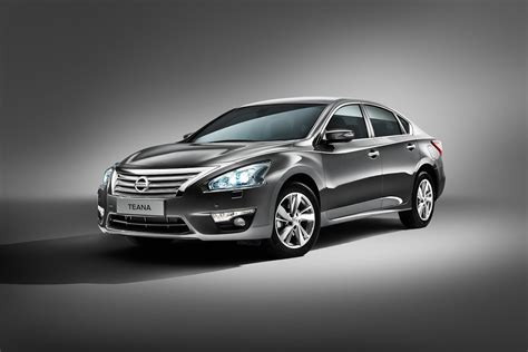 Nissan Teana Modification by Nissan Teana Technical Specifications And Fuel Economy
