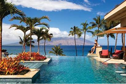 Pools Tropical Exotic Pool Swimming Landscape Fancy