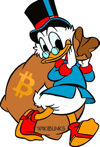 With our bitcoin artworks you become a part of this revolution. 10 Good Reasons Why You Should Use Bitcoin #wikiblinks | Cartoon, Scrooge mcduck, Disney and more
