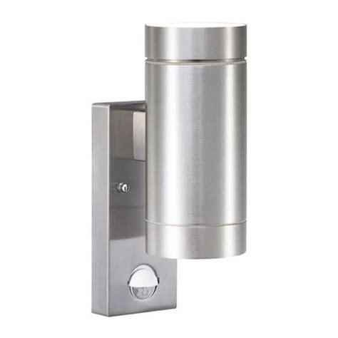 nordlux tin maxi sensor 21512129 aluminium outdoor wall