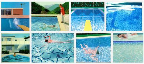 Blog 1 David Hockney's Pool