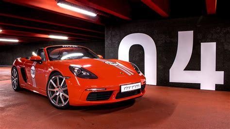 Porsche 718 4k Wallpapers by 2017 Mtm Porsche 718 Boxster Wallpaper Hd Car Wallpapers