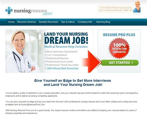 Resume Writing Services Reviews by Best Resume Writing Service Nursingresumepros Review