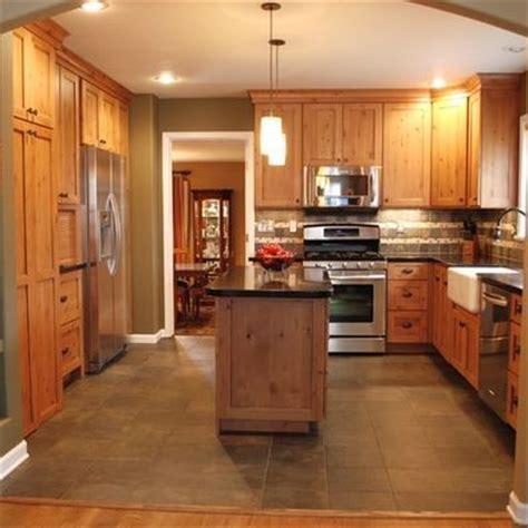 kitchen floor ideas with oak cabinets honey oak trim design pictures remodel decor and ideas 9371