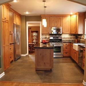 Honey oak trim design pictures remodel decor and ideas for Kitchen colors with white cabinets with wooden flag wall art