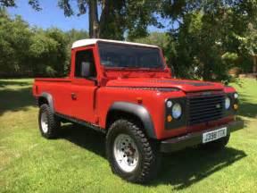 1990 Land Rover Defender 110 Pick Up  Clean  For Sale