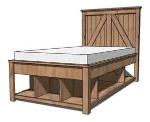 Ana White Headboard Bench by Best 25 Twin Headboard Ideas On Pinterest Industrial