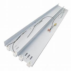 Led T12 8ft  Retrofit Kit For Converting 8ft  Fluorescent T12 Tubes To 4ft  T8 Led Tubes Pre