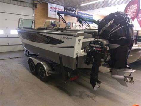 Boats For Sale In Northern Michigan by 2017 Lund 2275 Baron 75900 Brutus Boats For Sale
