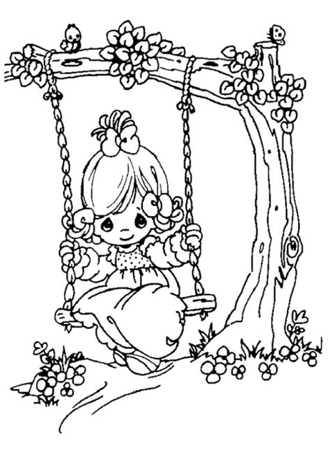 precious moments fairy coloring pages afx