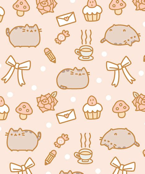 pusheen  cat wallpapers gallery