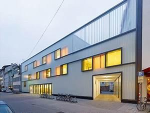 Architekten In Karlsruhe : translucent and foiled glass fronts netzwerk 39 s school extension ~ Indierocktalk.com Haus und Dekorationen