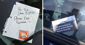 24, Creative, Windshield, Notes, For, Drivers, Who, Parked, Horribly
