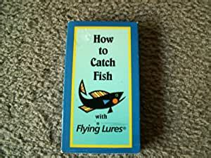 amazoncom   catch fish  flying lures unknown