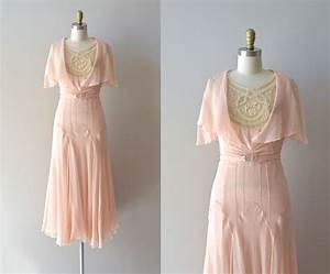 r e s e r v e d...silk 1920s dress / vintage 20s dress