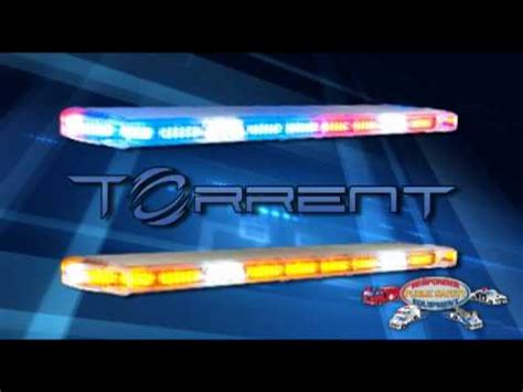 torrent dual color led lightbar