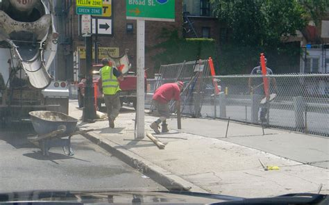 Parking Garages In Newark Nj by Putting Up A Newark Parking Lot Without Permission Nj