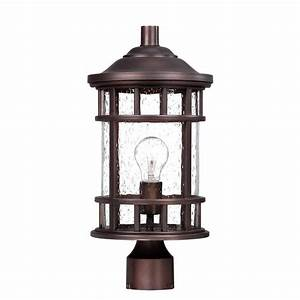 acclaim lighting new vista 1 light architectural bronze With vista outdoor lighting model 2216