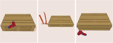 fabriquer un canapé en palette fabriquer un canapé en palette canapé