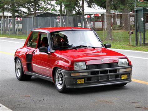 renault r5 turbo renault 5 turbo 2 only cars and cars