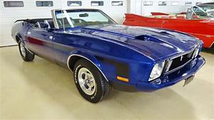 1973 Ford Mustang Convertible Stock # 198356 for sale near Columbus, OH | OH Ford Dealer