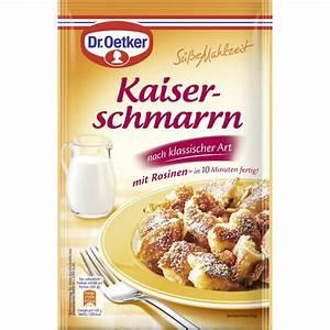 Dr Oetker Kaiserschmarrn Shredded Pancake With Raisins