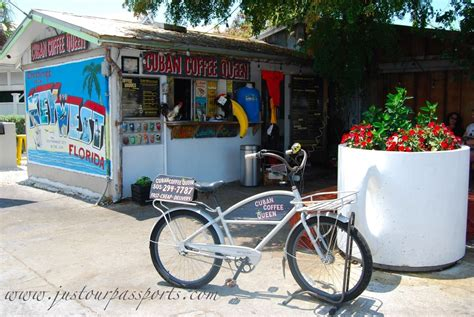 There's also a free and clean restroom. Cuban Coffee Queen, Key West, Florida - Cuban Coffee Queen is a...