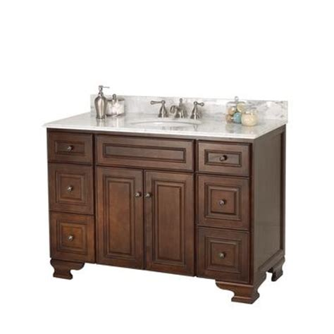 Home Depot Foremost Bathroom Vanities by Foremost Hawthorne 48 In Vanity Hana4821d Home
