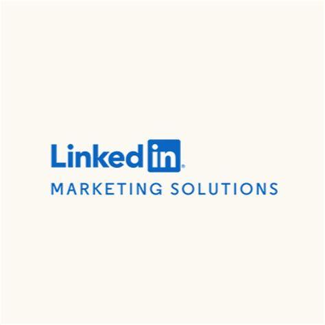 Marketing Solutions - linkedin marketing solutions