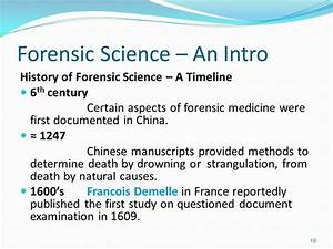 an introduction to forensic science ppt download With questioned documents forensic science ppt