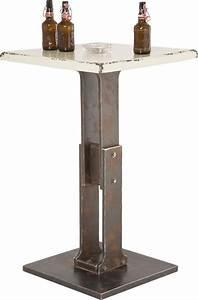 Vintage Möbel Weiss : tisch stehtisch beistelltisch bar vintage wei neu kare ~ A.2002-acura-tl-radio.info Haus und Dekorationen