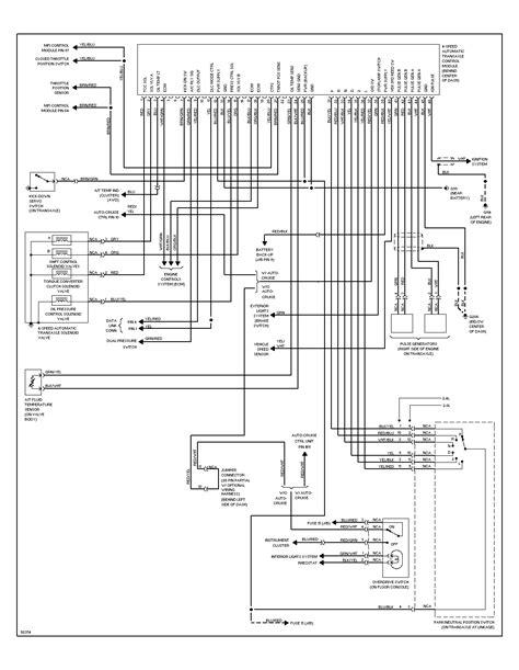 Wiring Diagram 1990 Eagle Talon by Wrg 1178 Wiring Diagram 1990 Eagle Talon Turbo Awd