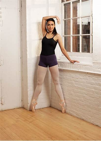 Shorts Pointe Shoes Camisole